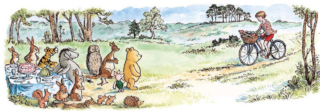 Remembering Pooh