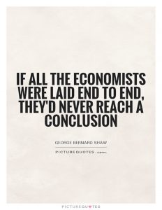 Economists-George-Bernard-Shaw-Quote