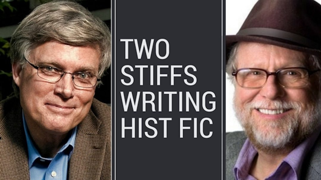 Two Stiffs Writing Hist Fic (Part the First)
