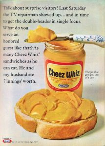 Cheez-Whiz-on-white-bread