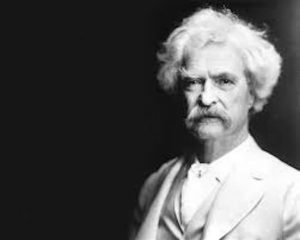 Writer-Mark-Twain