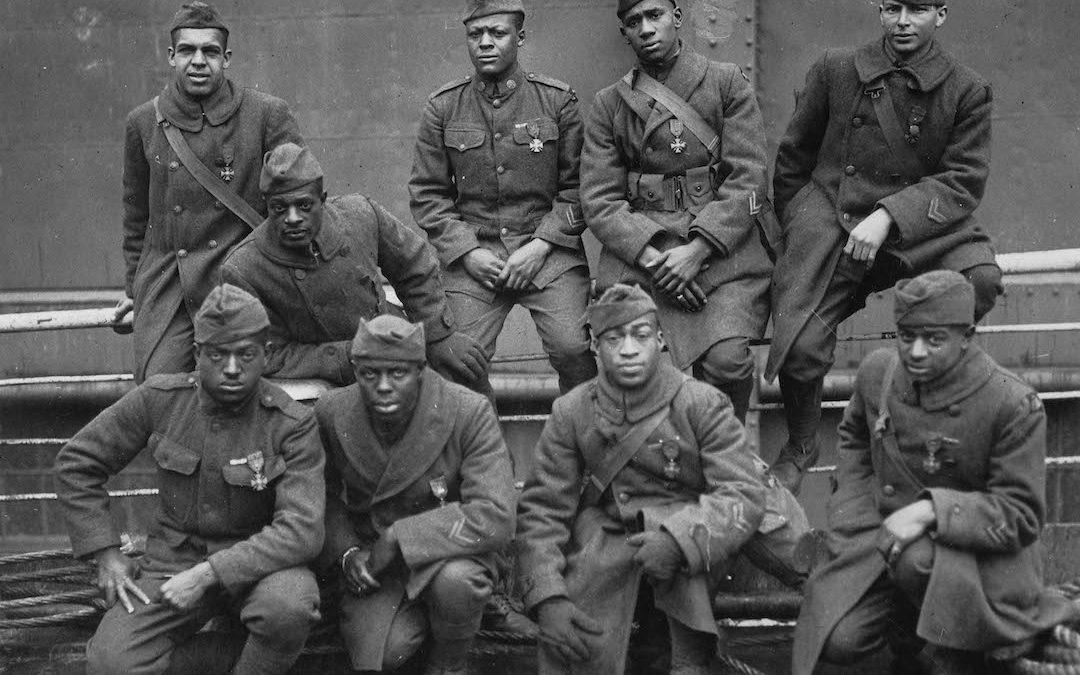 369th Harlem Hellfighters Croix de Guerre Winners