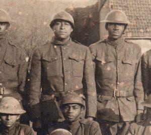 369th-Regiment-Harlem-Hellfighters-Mixed-Helmets