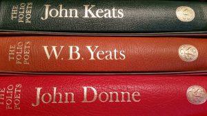 Poets Keats Yeats Donne