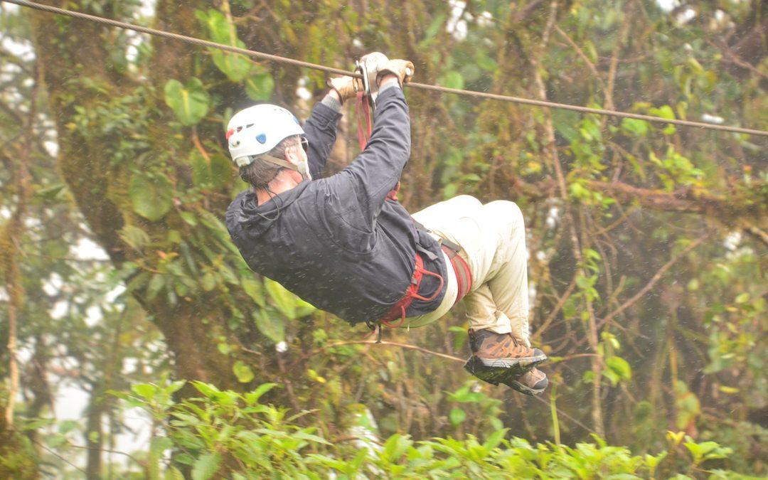My Costa Rican Odyssey