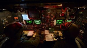 Air-Force-B52-Nav-Deck