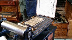 Appomattox-printing-press