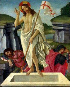 The-Resurrection-by-Botticelli