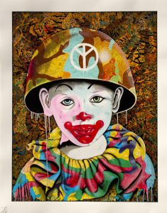 Peace_Helmet_Clown