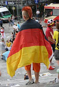 German_Punk_Football_Fan