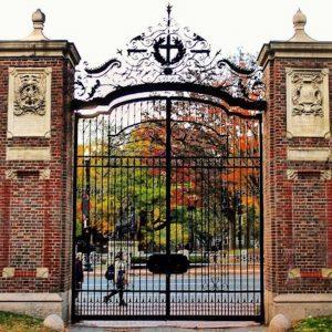 Harvard_Yard_gates
