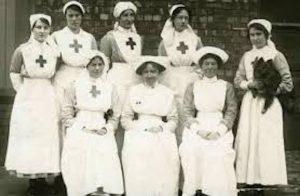 Nurses_WWI