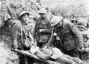 Stretcher_Bearers_on_the_Somme