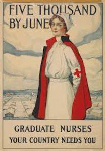 WWI_Nurse_Poster