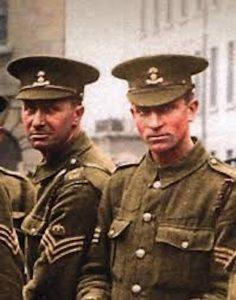 Royal_Dublin_Fusiliers_Sergeants_Color