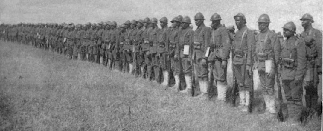 Voices from the First World War: Chester Dawkins