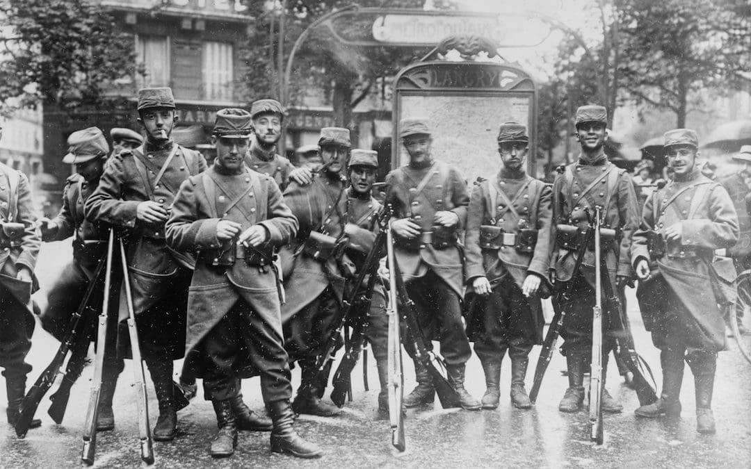 Voices from the First World War: Fabien Aubert