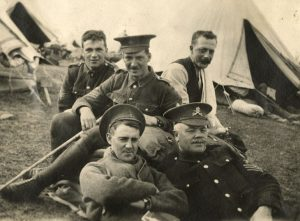 Newfoundland_Regiment_WWI