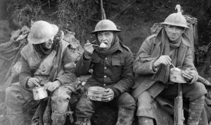 WW1_Soldiers_Eating