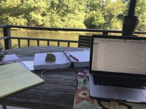 writing_by_the_lake