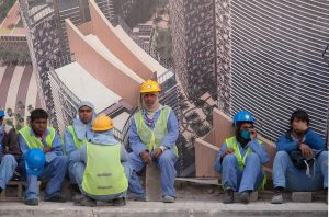 Migrant_construction_workers_in_West_Bay_Doha