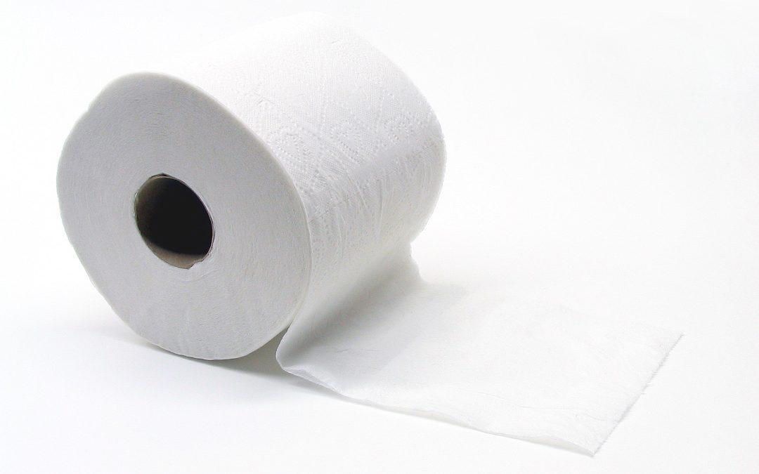 Oh, la Toilet (Paper)