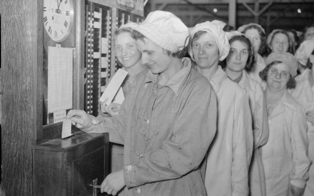 A_Day_in_the_Life_of_a_Munitions_Worker,_Britain,_1940