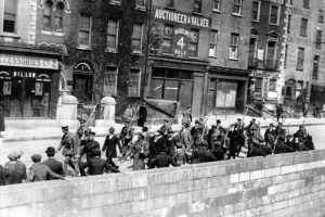 British Government Forces in Dublin