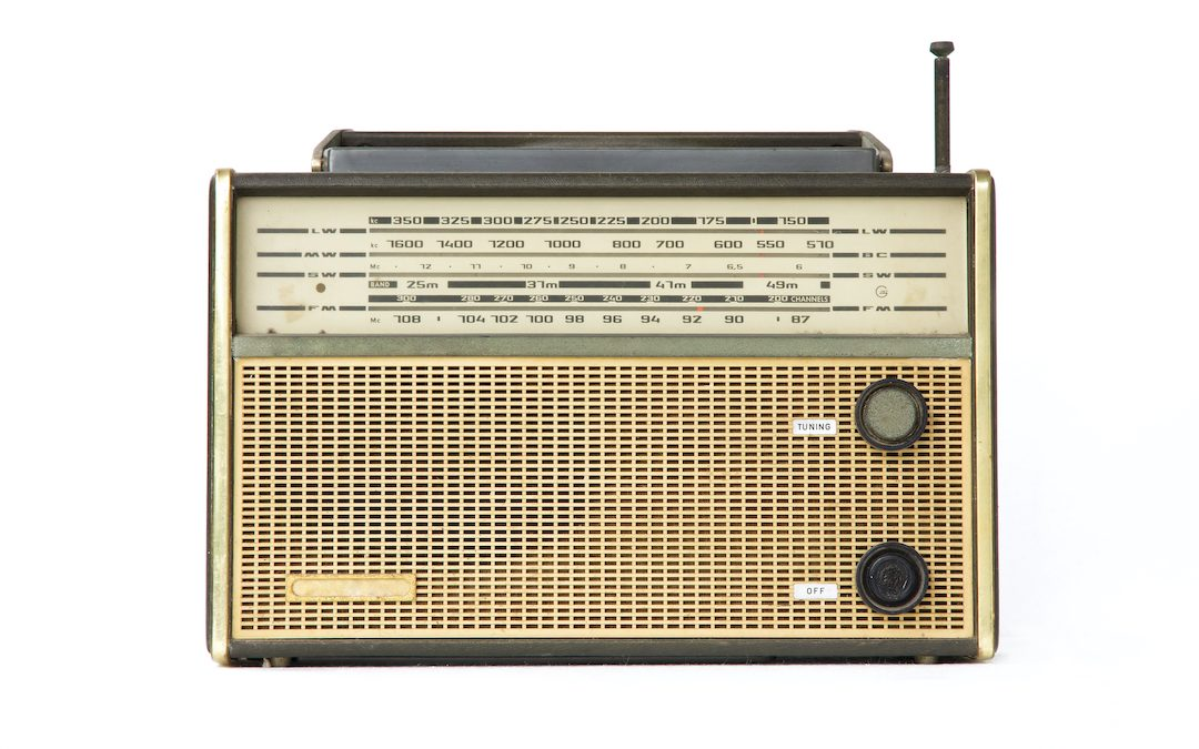 growing up listening to the radio