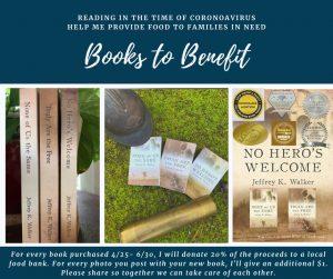 Buy books to benefit the needy