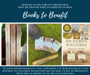 Buy books to benefit the needy