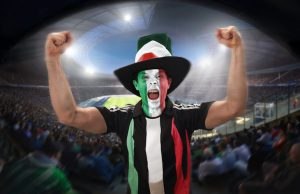 Italy supporter